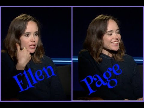 Ellen Page On Coming Out, Alex Skarsgard, Death Threats And Being Worried For The World