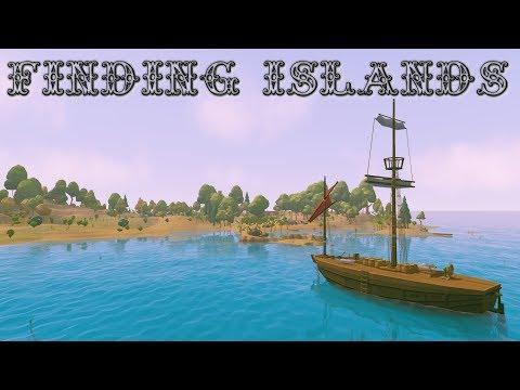🏝 Ylands | Survival Multiplayer - Finding more Islands
