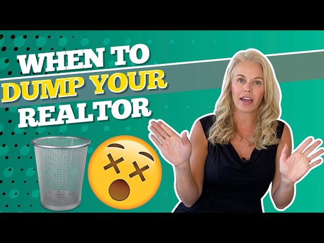 When To Dump Your Realtor? 💭Reasons To Fire Your Real Estate Agent In 2020 w/ Mortgage Lender 👌