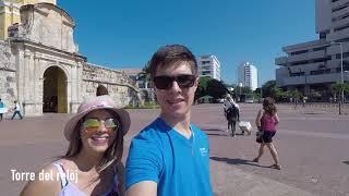 Cartagena, Colombia 2018