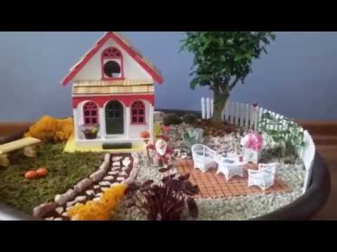 Fairy Garden Ideas Landscaping diy mini gardens Fairy Garden Ideas Landscaping Compilation