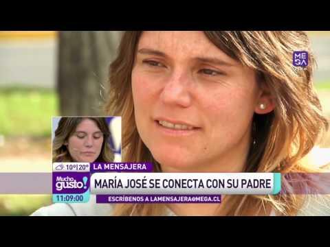 La Mensajera - Contacto con el padre de María José Quiroz - Mucho Gusto