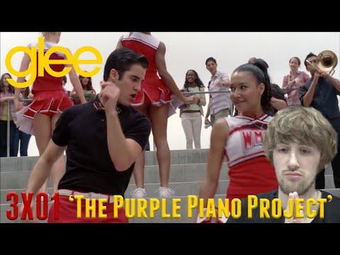 Glee Season 3 Episode 1 - 'The Purple Piano Project' Reaction
