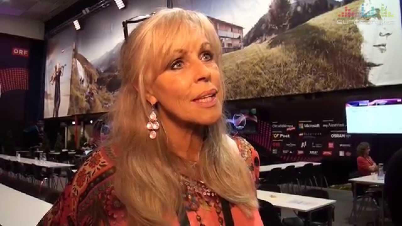 Interview Marga Bult In Wenen Songfestival