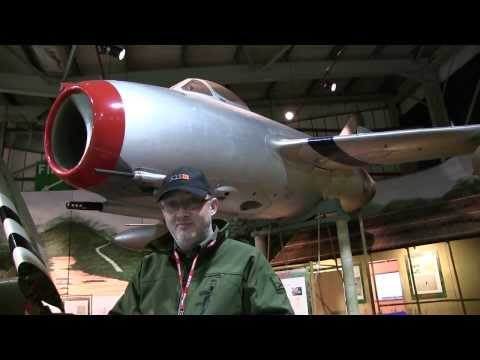 Fleet Air Arm Museum with The Mighty Jingles Part 2