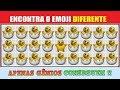 Encontre o Emoji Diferente !  - Part 2