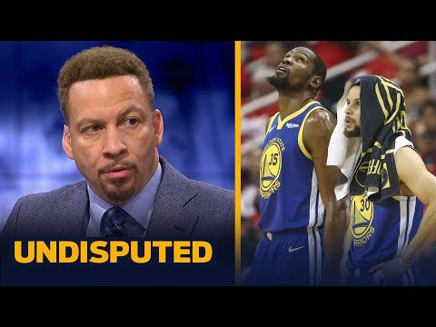 Warriors 'blew an opportunity' to take a 3-1 lead over Rockets — Chris Broussard | NBA | UNDISPUTED