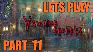 Vampire Secrets Teil 11 (Blind/Deutsch) Wimmelbild Game Let