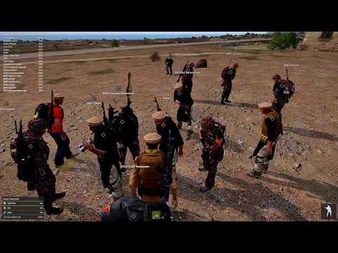 ВАЛИМ ГНИДУ!!! Tactical-Life ArmA 3
