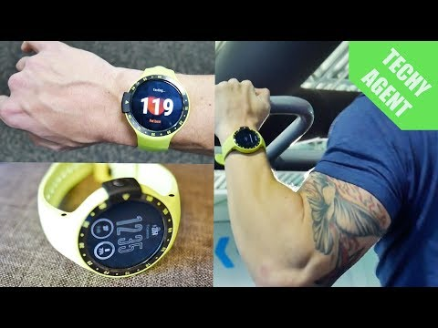 Ticwatch S and Ticwatch E – Fitness & Health REVIEW