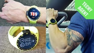 Ticwatch S and Ticwatch E - Fitness & Health REVIEW