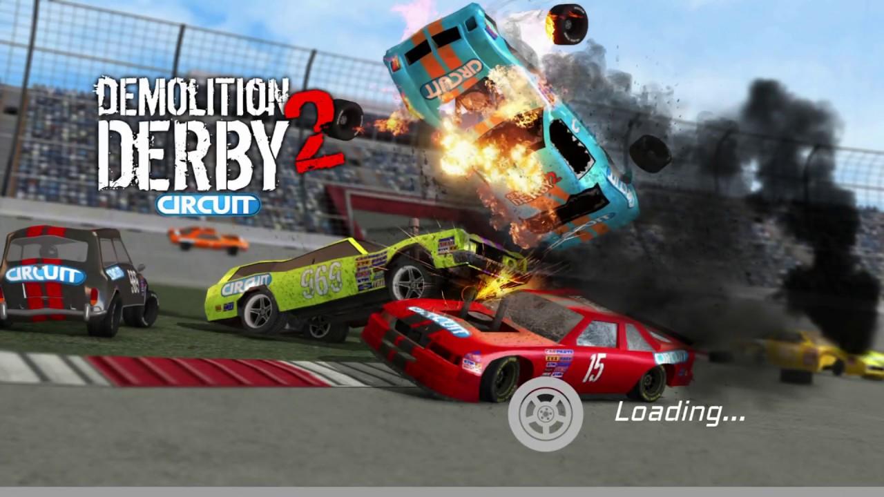 Download destruction derby 2 | dos games archive.