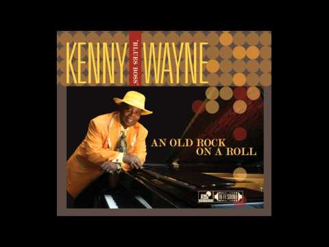 Kenny 'Blues Boss' Wayne - Searching For My Baby [audio only]
