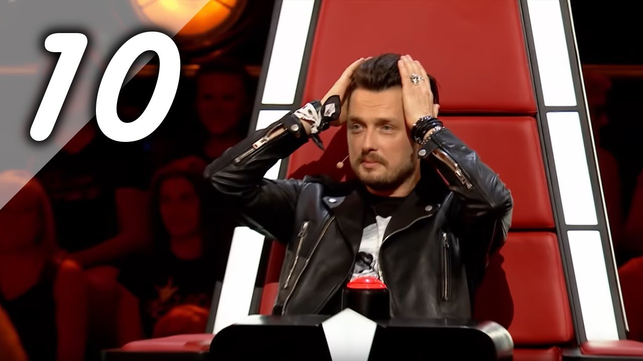 Top  10  Best Blind Auditions The Voice Of Poland Ix