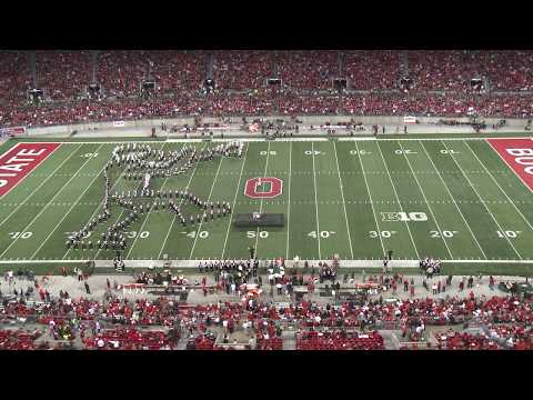The Ohio State Marching Band: A Century of Jazz / Halftime Tribute