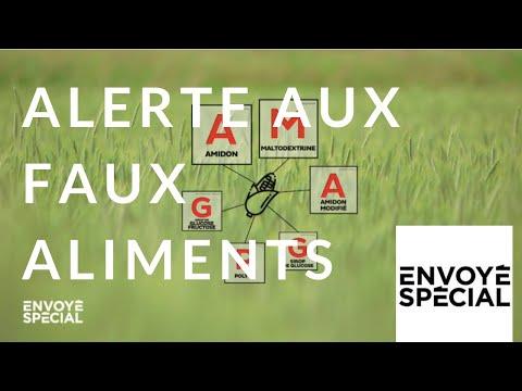Envoyé spécial. Alerte aux faux aliments ? - 13 septembre 2018 (France2)