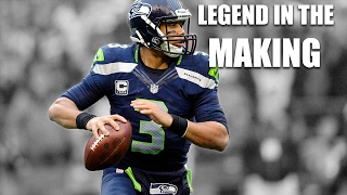 "Russell Wilson︱(Official) 2012-2017 Highlights︱""Legend in the Making"""