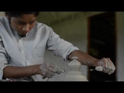 Cambodia Traditional Pottery Project -short version-  ~カンボジア伝統陶器プロジェクト