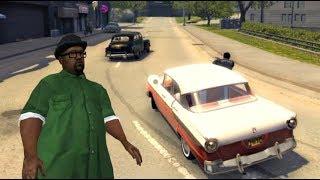 Всичко, което трябваше да направиш, бе да следваш проклетата кола..- Mafia 2 #8