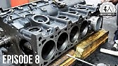 BMW E30 M20B25 Engine Rebuild Restoration - The Machine Shop | Part 8
