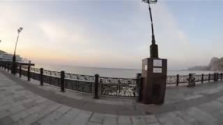 Пустой город Судак 1 Октября<