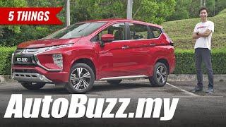2020 Mitsubishi Xpander 7-seater Facelift, 5 Things - AutoBuzz.my