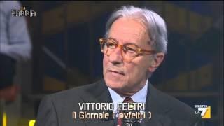 La gabbia - Bomba gay sul Vaticano (Puntata 07/10/2015)
