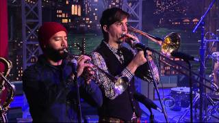 """(HD) The National - """"Conversation 16"""" 2/1 Letterman (TheAudioPerv.com)"""