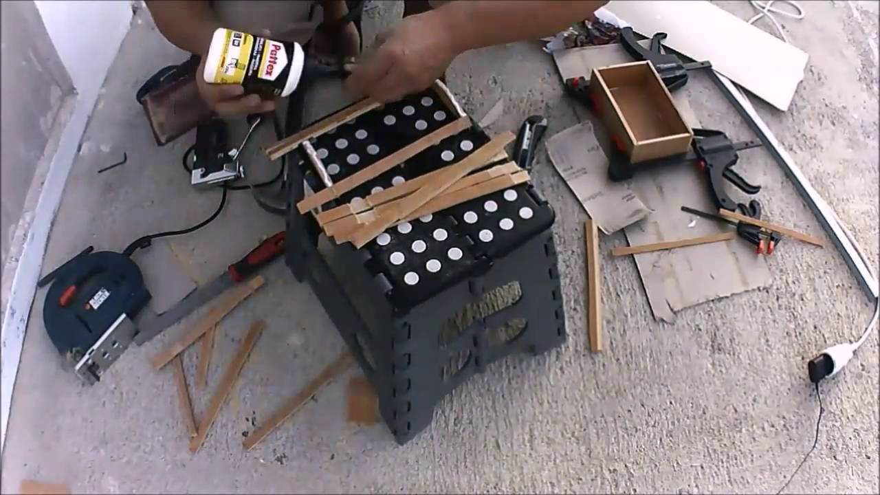 mini wooden treasure chest diy