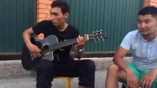 Скачать Атырау ер махаббат на гитаре