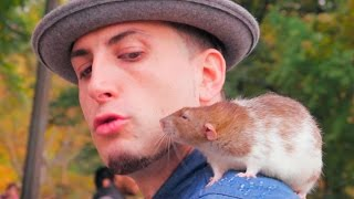 NEW YORK CITY RAT PRANK!!! | Prank Academy