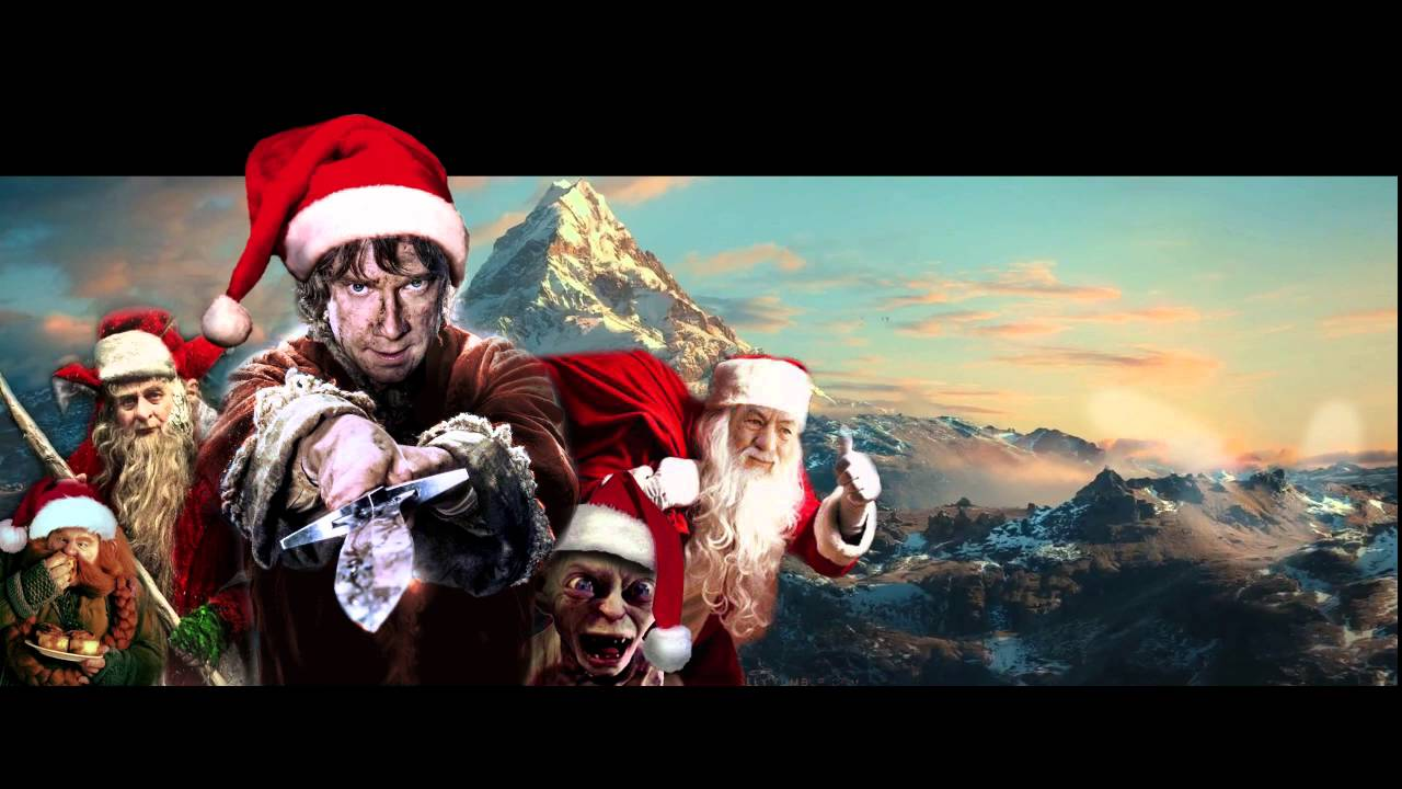 Have a Happy Hobbit Christmas 2015! Christmas Hobbit Poster - Free ...