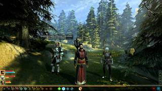 Dragon Age 2: Mark of the Assassin DLC: Party Banter part 1/7