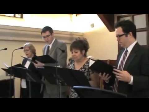 Ave Maria (Schubert) -- SATB Quartet