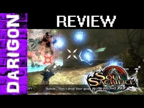 Soul Sacrifice Delta Review (PSVita)