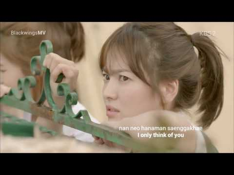 [FMV] K.Will  (케이윌)  -「Talk Love」(말해! 뭐해?) [Eng + Rom LYRICS ] - Descendants of The Sun OST Part.6