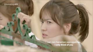 FMV K Will 케이윌 Talk Love 말해 뭐해 Eng Rom LYRICS Descendants of The Sun OST Part 6