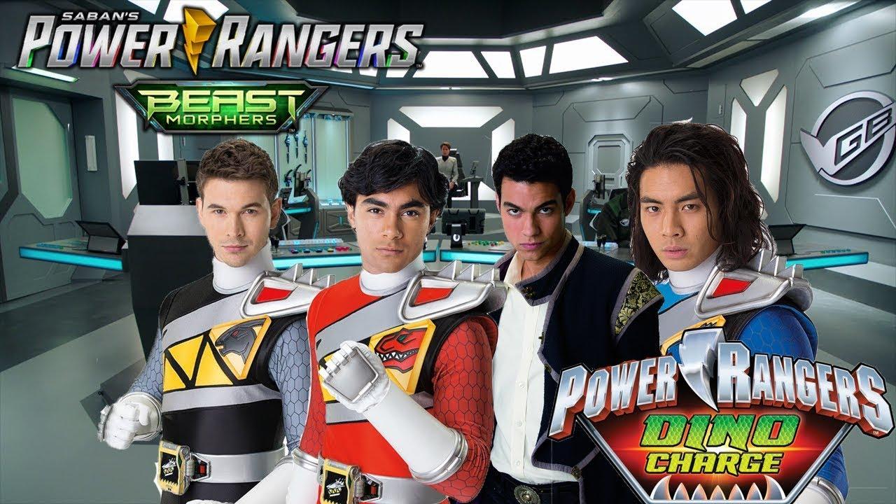Power Rangers Beast Morphers Staffel 2
