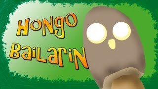 Hongo Bailarin (Dancing Mushroom)