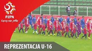 U-16: Skrót meczu Polska - Włochy 1:3
