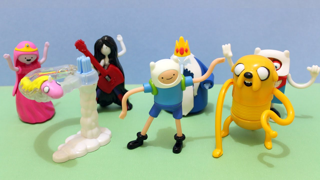 Cartoon Network Toys : Cartoon network happy meal bing images