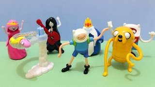 McDonald's Happy Meal Toys Adventure Time Cartoon Network