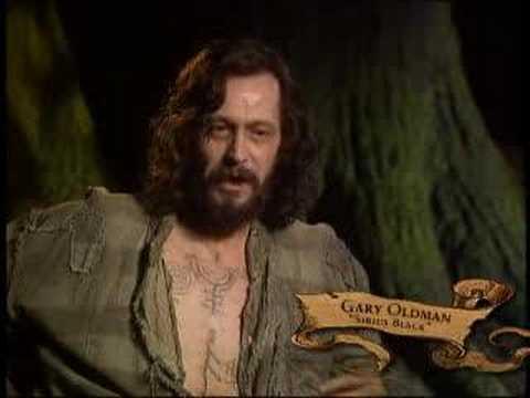 Harry potter POA-Making of Sirius Black