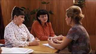 """Член женсовета в сериале """"Голубка"""", 12 эпизод"""