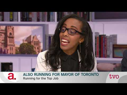 Also Running for Mayor of Toronto