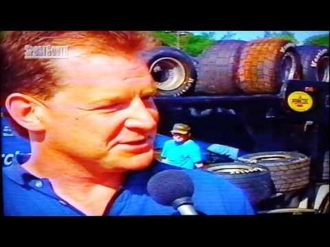 Havatampa Cleveland Speedway 1995 Interviews and Heats Part 1