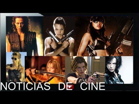 Trailer do filme Mercenárias