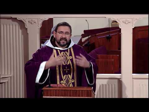 Daily Readings and Homily - 2020-03-26 - Fr. Leonard