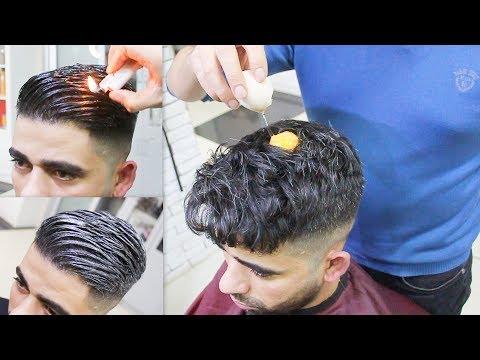 hairdresser-did-a-fabulous-hair-experiment-#stylistelnar-,haİrcut