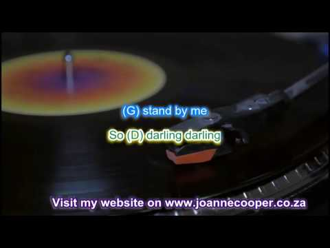 Stand by Me with chords, lyrics and vocal for guitar and ukulele ...